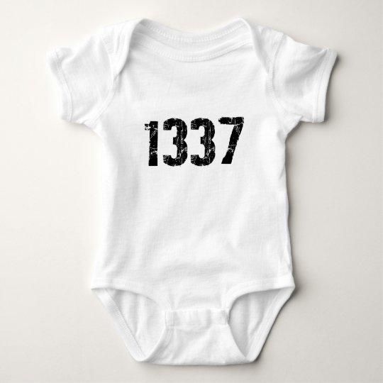 1337 Infant Baby Bodysuit