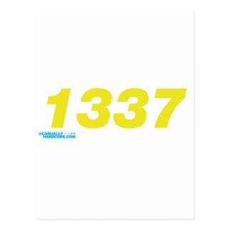 1337 POSTAL