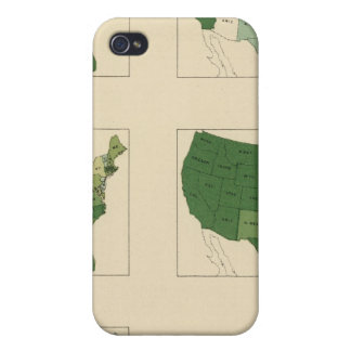 133 Increase value of farms 1850-1900 iPhone 4/4S Covers