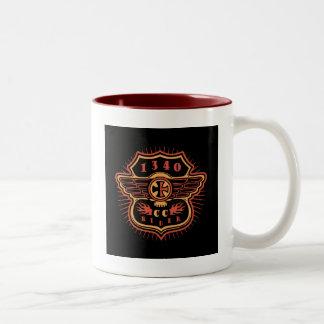 1340cc Rider Two-Tone Coffee Mug
