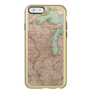 13435 Mich, Wis, Minn, Ia, Mo, Ill, Ind, Ky Incipio Feather® Shine iPhone 6 Case