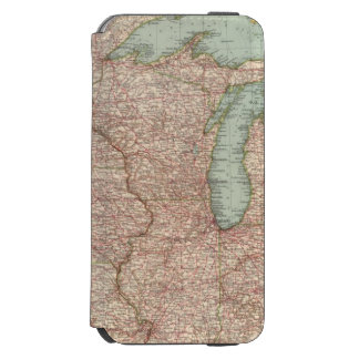 13435 Mich, Wis, Minn, Ia, Mo, Ill, Ind, Ky Incipio Watson™ iPhone 6 Wallet Case