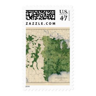 134 productos agrícolas 1900 del valor sellos postales
