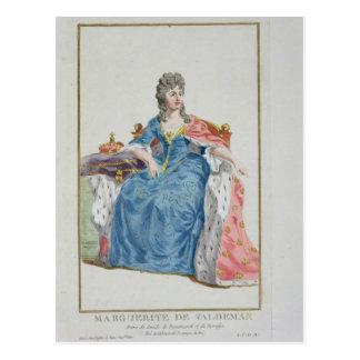 1353-1412) reinas de Margaret (de Dinamarca, Tarjeta Postal