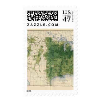 135 productos agrícolas 1900 del valor sello