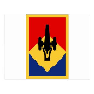 135o Brigada de la artillería de campaña Postal