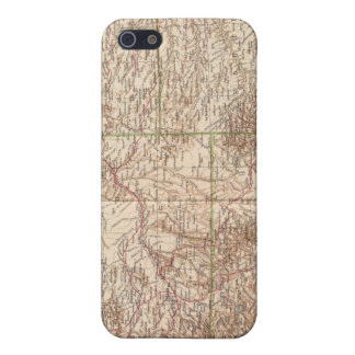 13637 Mont, ND, SD, Wyo, Neb Cover For iPhone SE/5/5s