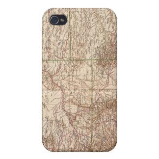 13637 Mont, ND, SD, Wyo, Neb iPhone 4 Case