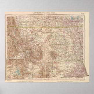 13637 Mont, ND, SD, Wyo, Neb Print