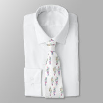 1365ea Hand Muscles,Watercolor Print,Skeletal Hand Neck Tie