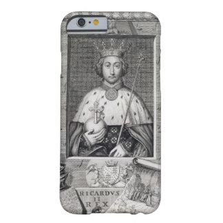 1367-1400) reyes de Richard II (de Inglaterra Funda Para iPhone 6 Barely There
