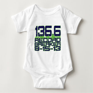 136.6 Record Breaker Baby Bodysuit