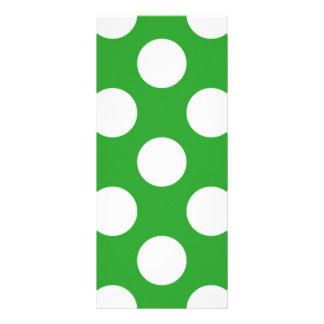 136 GRASS GREEN EARTH ENVIRONMENT BRIGHT WHITE POL RACK CARD