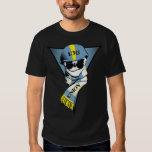 136 Helmet Guy! (3 Color on Dark T) T Shirt