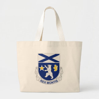 136th Infantry Regiment Canvas Bags