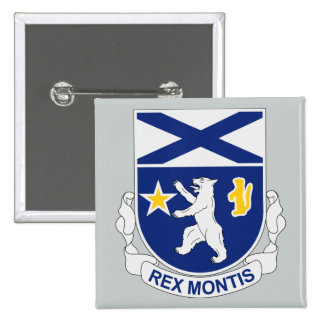 136th Infantry Regiment Button