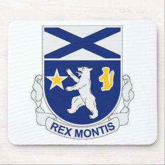 136th Infantry Regiment Mousepads
