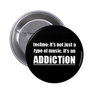 13770 techno type music addiction motto preference pin