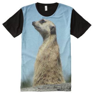 1377) camisetas de Meerkat (
