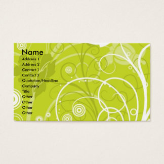 138 , Name, Address 1, Address 2, Contact 1, Co... Business Card
