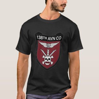 138th Aviation Co - Radio Research T-Shirt
