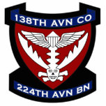138th Avn Co 4 Cut Outs