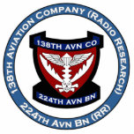 138th Avn Co 4 Photo Cutout