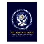 138th Avn Co 8 Postcard