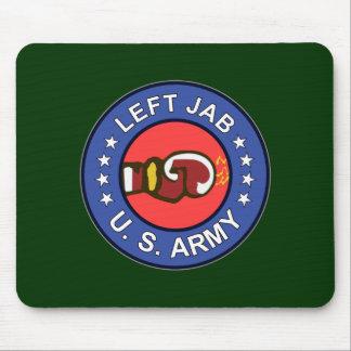 138th Avn Co - Left Jab 1 Mouse Pad