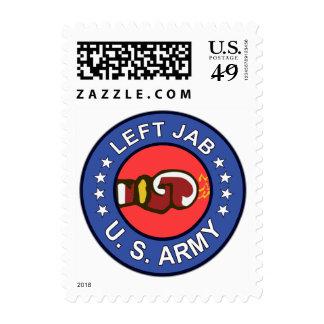 138th Avn Co - Left Jab 1 Stamp