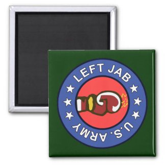 138th Avn Co - Left Jab 2 Magnet