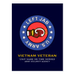 138th Avn Co - Left Jab 2 Postcard