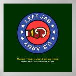138th Avn Co - Left Jab 2 Poster
