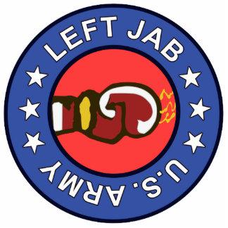 138th Avn Co - Left Jab 2 Statuette