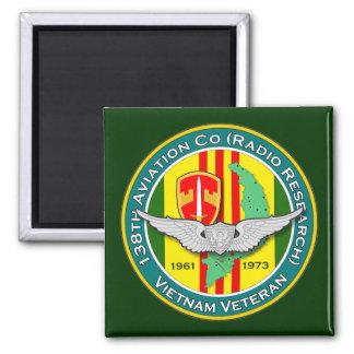 138th Avn Co RR 2 - ASA Vietnam Magnet