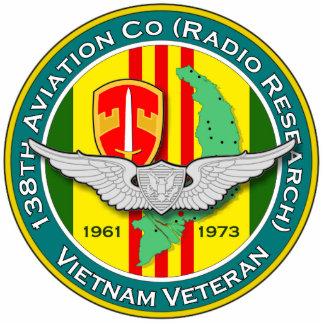 138th Avn Co RR 2 - ASA Vietnam Statuette
