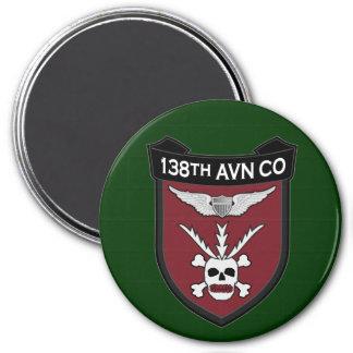 138th Avn Co RR 2 Magnet