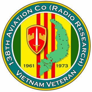 138th Avn RR 1 - ASA Vietnam Statuette
