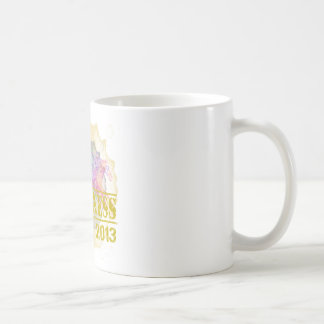 138th Preakness 2013 Horse Racing T-Shirt Classic White Coffee Mug