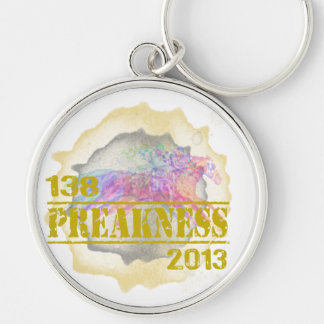 138th Preakness 2013 Horse Racing T-Shirt Keychains