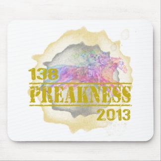 138th Preakness 2013 Horse Racing T-Shirt Mousepad