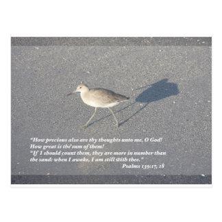 139:17 de los salmos - 18 postales