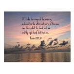 139:9,10 del salmo postal