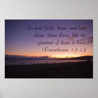 13:13 1Corinthians Impresiones