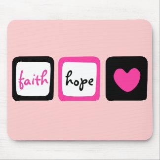 13:13 de los Corinthians del corazón 1 del amor de Tapete De Raton