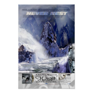 13/13 NEVERREST - TFC Poster Series
