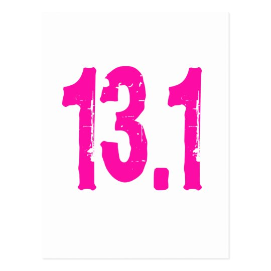 13.1, 26.2, 70.3, 140.6 POSTCARD