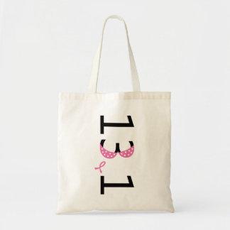 13.1 bikini :VERTICAL Budget Tote Bag