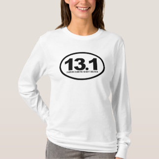 13.1 Half-Marathon Runner T-Shirt