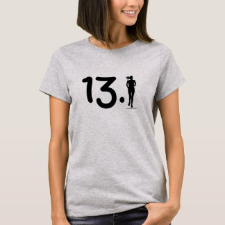 13.1 Half Marathon Shirt
